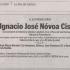 06/03/2020- ÓBITO DEL NÓMADA IGNACIO NOVOA CISNEROS